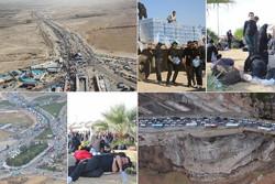 مشکلات آب و اسکان در مرز مهران؛ بخشی از کمبودها همچنان باقی است