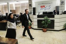 بازدید کالایانا ویپاتی پومی پراتس، سفیر تایلند در تهران از خبرگزاری مهر