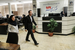 Thai envoy to Tehran visits Mehr News Agency HQ