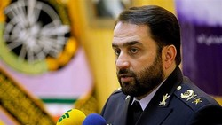 Iran's military unveils drone base