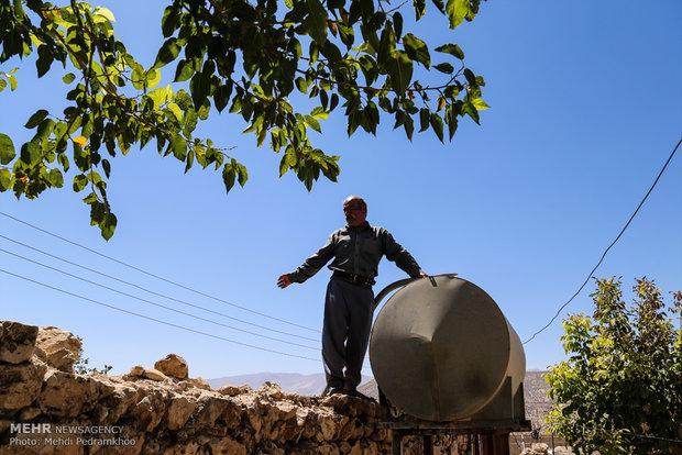 بی آب روستاهای آبادان با احداث ۲ تصفیه خانه حل می شود