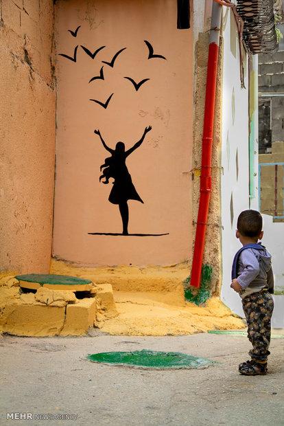 شباب فلسطينيون يبدون عن مواهبهم من خلال التصوير الفوتوغرافي