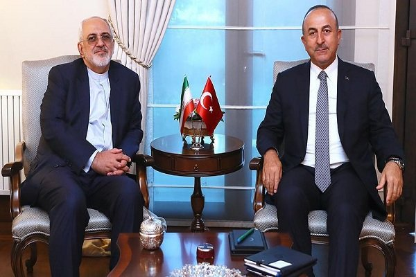 Zarif, Cavusoglu discuss Burmese Muslims