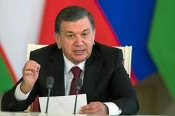 رئیس جمهور ازبکستان