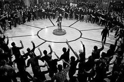هشتمین سوگواره نوحه های نشسته در روستای راونگ میناب برگزار می شود