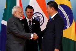 سران هند و چین برای ایجاد صلح و ثبات در منطقه به توافق رسیدند