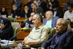 شورای شهر تهران - احمد مسجدجامعی