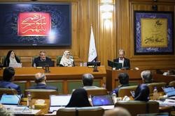 شورای شهر تهران - شهردار تهران در شورای شه