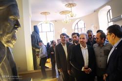 Tehran mayor opens Ali Akbar Sanati Museum