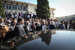 بهره برداری از فاز نخست ارتقای کیفیت آب جنوب تهران