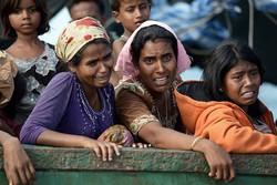 آوارگان میانمار