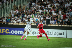 World cup qualification match: Iran 2:2 Syria