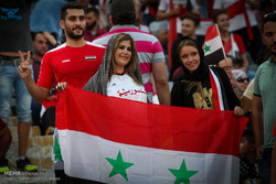 """السوريون ضيوف العاصمة الإيرانية في ملعب """"آزادي"""" غربي طهران"""