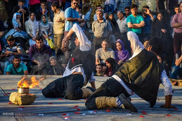 هجدهمین جشنواره نمایش های آیینی و سنتی