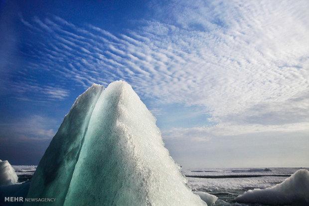 شکستن یخ های قطبی