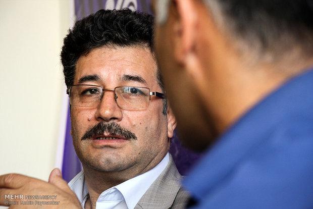 فرماندار شهرستان سنندج ابراهیم زارعی