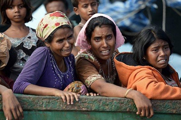 راهپیمایی محکومیت نسل کشی میانمار در استان سمنان برگزار می شود