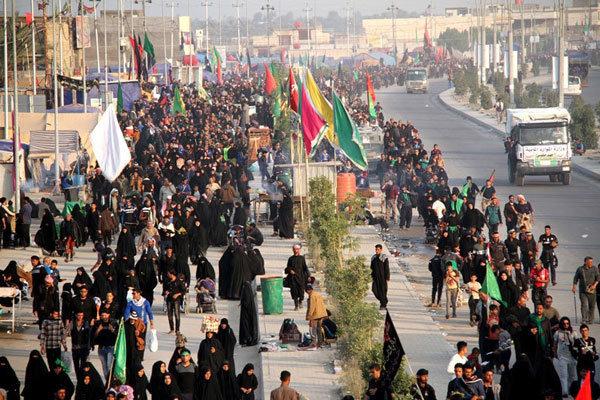 """تطوير معبر """"مهران"""" الحدودي إستعدادا لإستقبال زوار الإمام الحسين (ع)"""