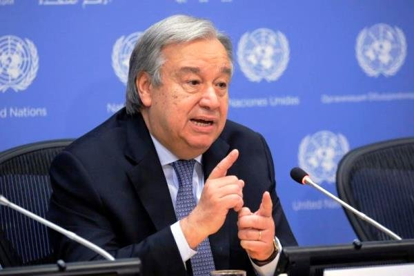 UN chief urges US to honor obligations under Iran deal