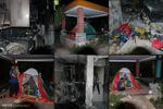 آتش و آوارگی؛ حکایت همسایه غریب محله حسن آباد کرج