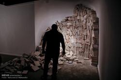 افتتاح دو سالانه مجسمه تهران