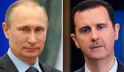Russia to help Assad normalize Syria: Putin's New Year message