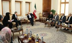 ظریف: مخالف هر گونه کاربرد و یا تهدید به کاربرد سلاح های هسته ای هستیم