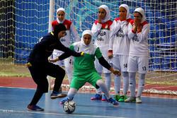 اردوی تدارکاتی تیم ملی فوتسال بانوان در اصفهان