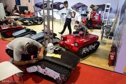 کنفرانس جهانی ربات ها در چین