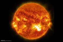شعله های خورشید