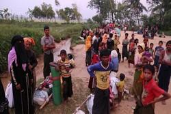 ژمارەی ئاوارەکانی میانمار گەیشتە ١٤٦ هەزار کەس