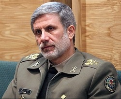 Missile sanctions aimed to undermine Iran's deterrence power: defense chief