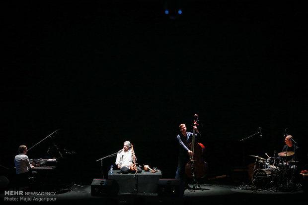 Kayhan Kalhor, Rembrandt Trio jointly perform in Tehran