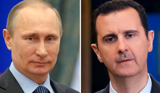 Al-Assad receives congratulation cable from Putin on Deir Ezzor victory