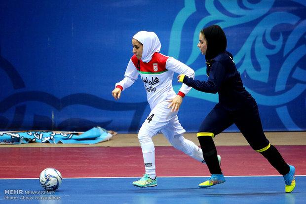 در لیگ برتر فوتبال بانوان رقم خورد؛ شکست بانوان فارس برابر نماینده کردستان