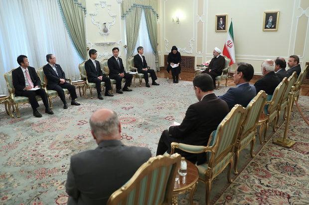 İran-Japonya'nın yakın işbirliği pekiştirilecek