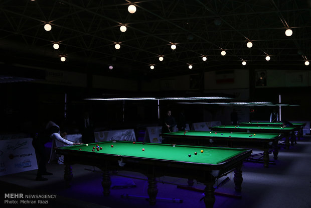 Iran's Premier League of Snooker; 2nd edition