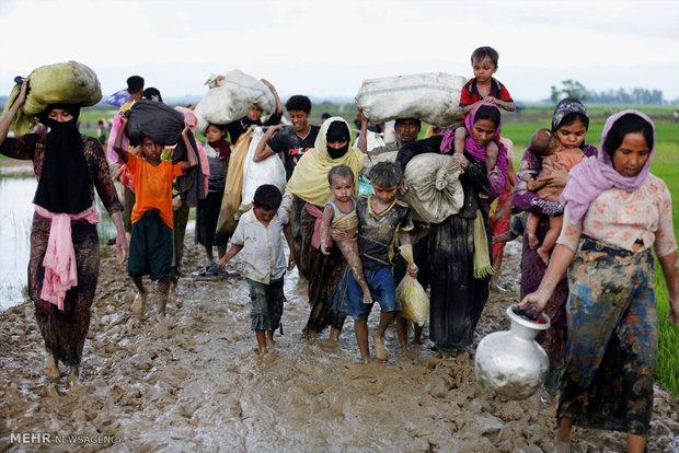 Myanmar's 'ethnic cleansing' of Rohingya Muslims
