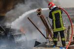 انجام ۱۴ عملیات توسط آتشنشانان همدانی طی ۲۴ ساعت گذشته