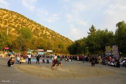 ششمین جشنواره بین المللی بازیهای بومی محلی در مریوان پایان یافت