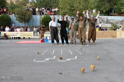 برگزاری جشنواره بازی های بومی و محلی روستاهای بخش نمشیردر بانه