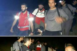 تماس تلفنی سبب نجات معجزه گونه کوهنورد از ارتفاعات «توچال» شد