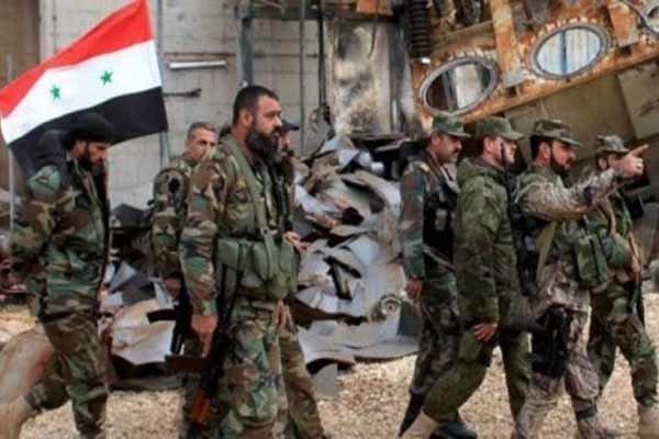 Suriye'nin yüzde 85'i teröristlerden temizlendi