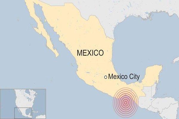 8.1 magnitude earthquake strikes off Mexico