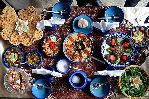 İran Mutfağı Festivali Erak'ta başladı