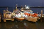 شایعه سقوط یک مسافر به دریا در بندر شهید حقانی تکذیب شد
