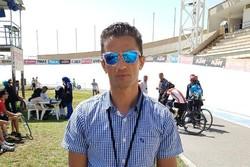 حسین عسگری دوچرخه سواری