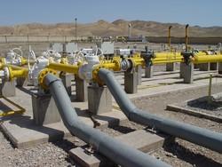 Iran's gas export