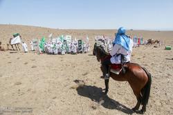 واقعه غدیر در استان سمنان بازسازی شد