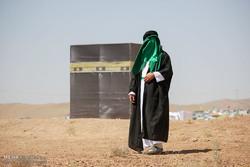 بازسازی واقعه غدیر خم در شهرستان درمیان خراسان جنوبی